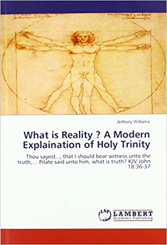 What is Reality ? A Modern Explaination of Holy Trinity Paperback