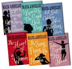 Maya Angelou Collection: 6 Books