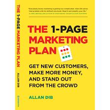 Page marketing plan